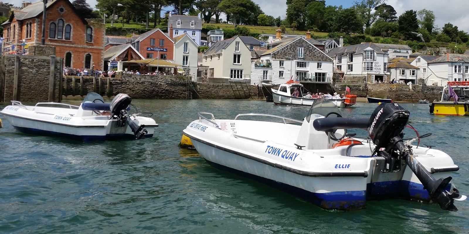 Boat Hire Fowey