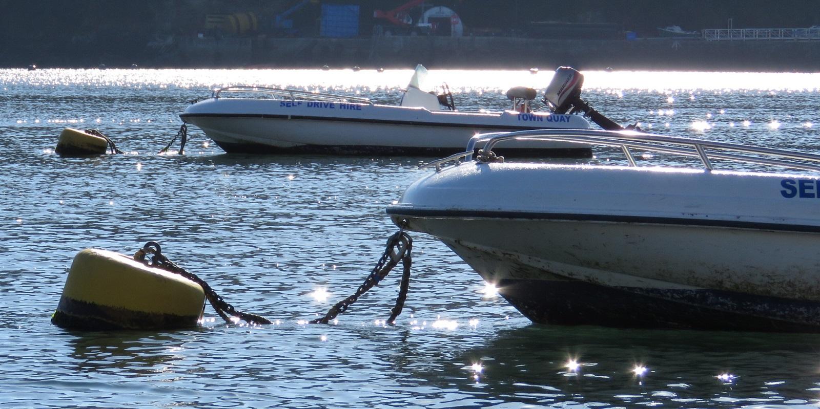 Boat Trips Fowey