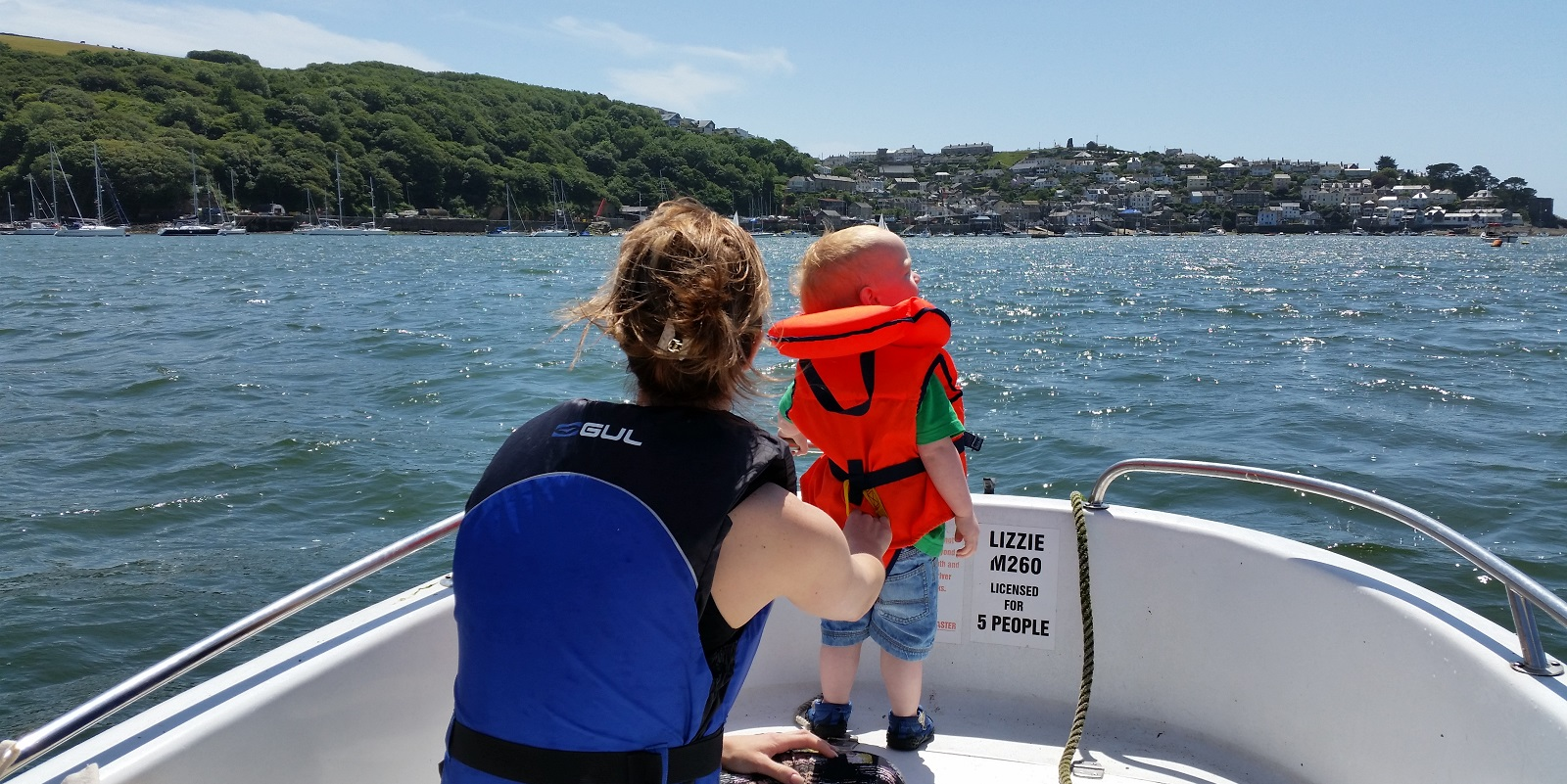 Hire a Boat in Fowey